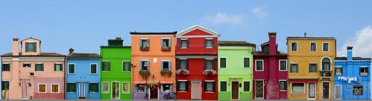 Peut-on choisir n'importe quelle couleur sur une façade de maison ?